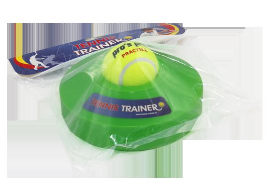 Tennis Trainer Wersja Standard Zielony