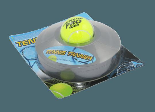 Tennis Trainer Premium Szary
