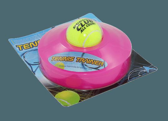 Tennis Trainer Premium Różowy