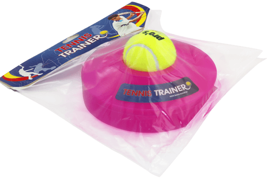 Tennis Trainer Wersja Standard Różowy